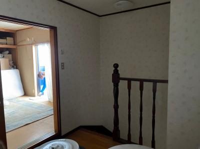 リフォーム 工事前 3階 部屋のリフォーム 神戸市 トラブラン