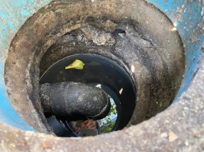 コンクリート桝 ひび割れ 水漏れ 原因 神戸市 トラブラン