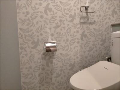 壁紙 サンゲツ タオルハンガー 紙巻器 LIXIL 神戸市 トラブラン