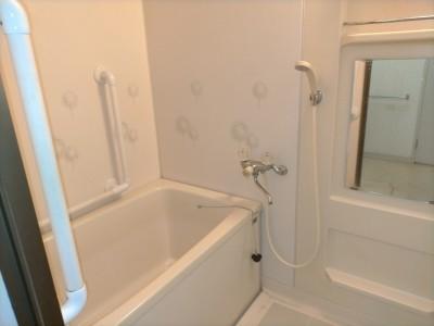 浴室 取替え工事 ユニットバス マンション 神戸市 トラブラン