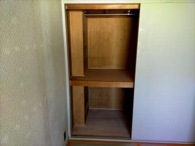 賃貸マンション 押し入れ床板 張替え リフォーム 神戸市 トラブラン