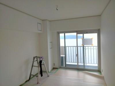 壁紙張替え 床張替え オーシャンビュー 賃貸 神戸市 トラブラン