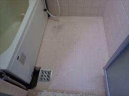 浴室用シート BEFORE